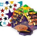 Zotter Adventkalender Cube und MitziBlue