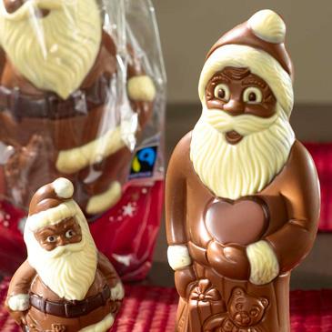 Neue Weihnachtssüßigkeiten mit Fairtrade-Siegel