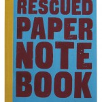 Rescued Paper Notebook von Sukie