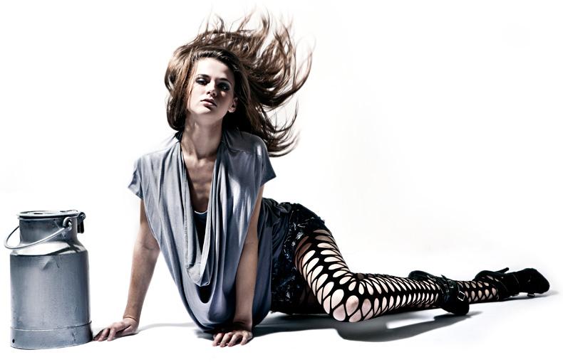 Mode aus Milchfaser - Foto von Jannes Frubel