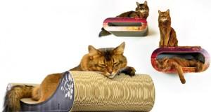 Cat-on Katzenmöbel zum Kratzen und Spielen