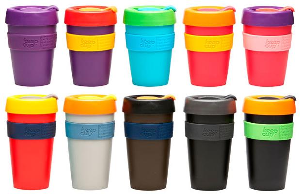 KeepCup-Kaffeebecher, wiederverwendbar, umweltschonend, Barista-Standard