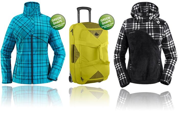 VAUDE - Jacken, Pullover, Taschen und mehr - ökologisch und fair