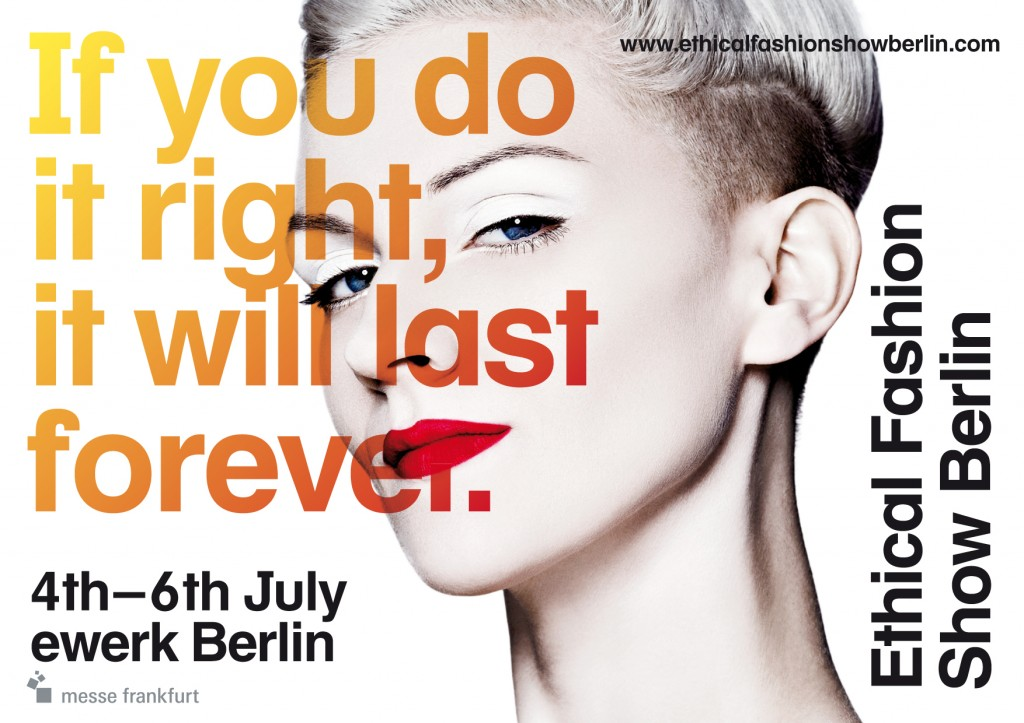 Ethical Fashion Show Berlin | 4.-6. Juli 2012