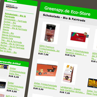 greenspy-eco-store
